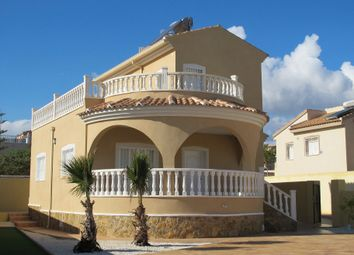 Thumbnail 3 bed villa for sale in Ciudad Quesada, Ciudad Quesada, Rojales, Alicante, Valencia, Spain