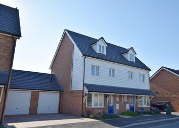 Thumbnail 4 bed semi-detached house to rent in Navigation Drive, Emerald Gardens, Yapton