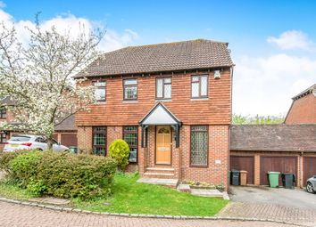 Thumbnail 2 bed semi-detached house for sale in Silver Tree Close, Chatham, Kent