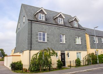 Thumbnail 5 bed detached house for sale in The Hurlings, St. Columb