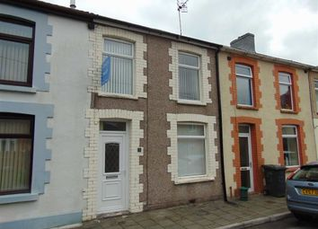 Thumbnail 3 bed terraced house to rent in Caemaen Street, Abercynon, Rhondda Cynon Taff