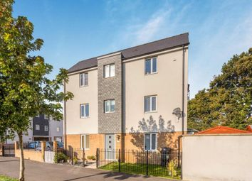 Thumbnail 4 bedroom end terrace house for sale in Boundary Place, Plymouth