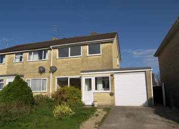 Thumbnail 3 bed semi-detached house for sale in Elm Grove, Corsham