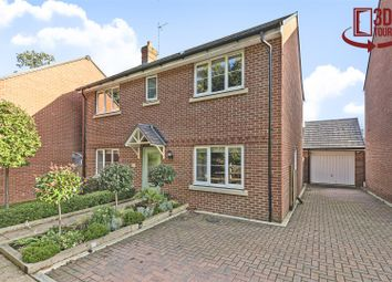 Thumbnail 4 bed detached house for sale in Hampshire Close, Wokingham, Berkshire