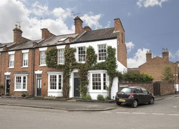 Thumbnail 3 bed end terrace house for sale in Leam Terrace, Leamington Spa