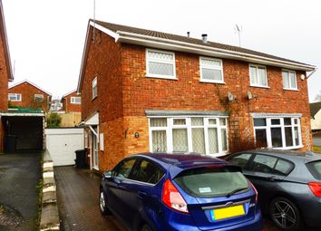 Thumbnail 3 bed property to rent in Forester Way, Kidderminster