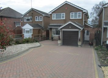 Thumbnail 3 bed detached house for sale in Mitchell Road, Bedworth