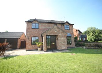 Thumbnail 4 bed detached house for sale in Tadorna Drive, Stirchley, Telford
