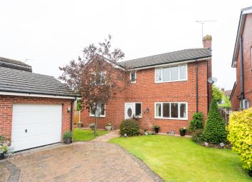 Thumbnail 4 bed detached house for sale in Keel Hey, Willaston, Neston