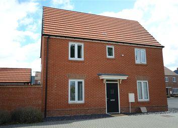 Thumbnail 3 bed detached house for sale in Samborne Drive, Wokingham, Berkshire