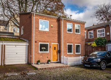 2 bed link-detached house for sale in Pelham Crescent, The Park, Nottingham NG7