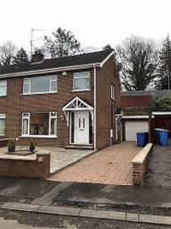 Thumbnail 3 bed semi-detached house to rent in Colinview, Dunmurry, Belfast