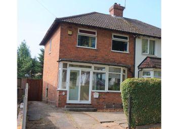 3 bed semi-detached house for sale in Borrowdale Road, Birmingham B31