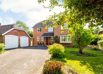 Thumbnail 4 bed detached house for sale in Chapel Lane, Bishopstone, Salisbury, Wiltshire