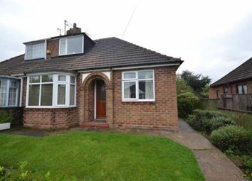 Thumbnail 3 bed semi-detached bungalow to rent in Westbourne Grove, Scartho, Grimsby