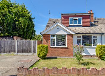 Thumbnail 3 bed semi-detached house for sale in Brooklands Close, Fordwich, Canterbury