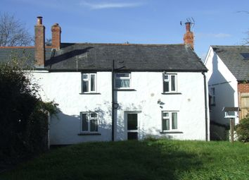 Thumbnail 3 bed cottage to rent in Tanners Road, Landkey, Barnstaple
