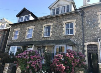 Thumbnail 7 bed terraced house for sale in Park Gardens, Lynton, Devon