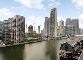 Thumbnail 3 bed flat to rent in Arena (Baltimore) Tower, 25 Crossharbour Plaza, Canary Wharf