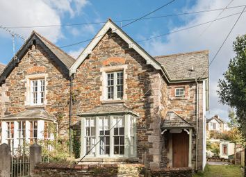 Thumbnail 4 bed semi-detached house for sale in Calstock