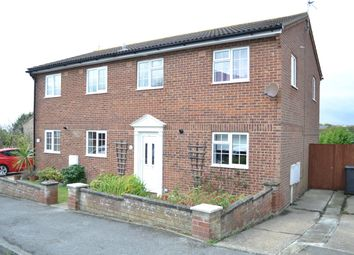 Thumbnail 3 bedroom semi-detached house to rent in Sandwich Drive, St. Leonards-On-Sea