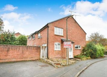 Thumbnail 1 bed end terrace house for sale in Frampton Close, Eastleaze, Swindon, Wiltshire