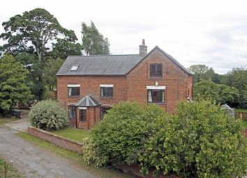 Thumbnail 5 bed detached house for sale in Alders Lane, Whixall, Whitchurch