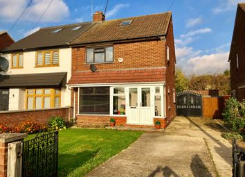 Thumbnail 3 bed semi-detached house for sale in Greenway, Hayes