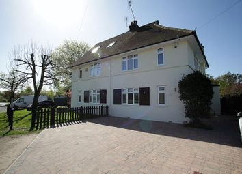 Thumbnail 3 bed semi-detached house for sale in Smug Oak Lane, Bricket Wood, St.Albans
