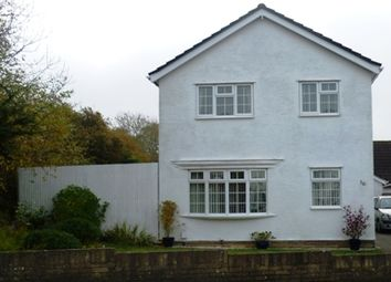 Thumbnail 4 bed detached house for sale in Brenig Close, Barry