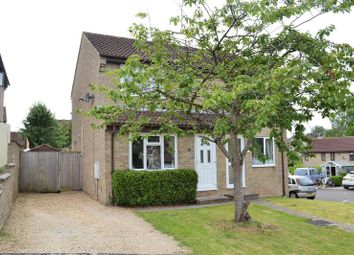 Thumbnail 2 bed semi-detached house for sale in Wheelers Road, Midsomer Norton, Radstock