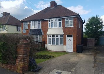 Thumbnail 3 bed semi-detached house to rent in Rydal Avenue, Tilehurst, Reading