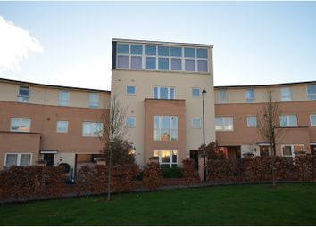 Thumbnail 2 bed flat for sale in Einstein Crescent, Northampton