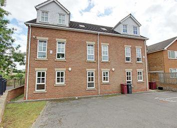 Thumbnail 1 bed flat to rent in Holbrook House, Chesterfield, Derbyshire