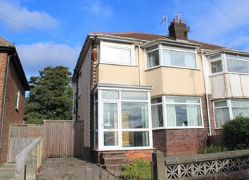 Thumbnail Semi-detached house for sale in Hurst Park Drive, Huyton, Liverpool