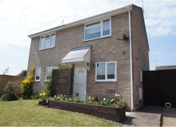 Thumbnail 2 bed semi-detached house for sale in Morris Way, Ipswich