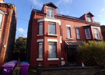 1 bed flat to rent in Rutland Avenue, Sefton Park, Liverpool L17