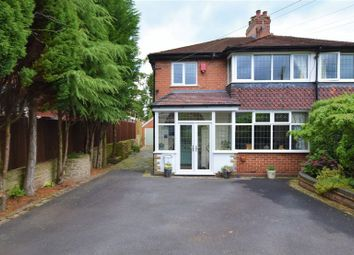 Thumbnail 3 bed semi-detached house for sale in Platts Avenue, Endon, Stoke-On-Trent