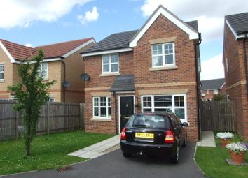 Thumbnail 3 bed detached house to rent in Richmond Way, Darlington