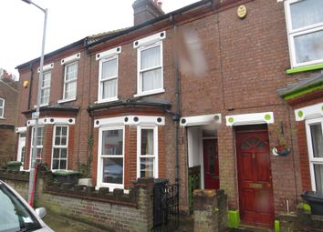 3 bed terraced house for sale in Reginald Street, Luton LU2