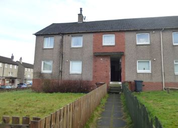 Thumbnail 2 bed flat for sale in Montgomery Avenue, Coatbridge