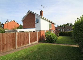 Thumbnail 4 bed detached house to rent in Abinger Way, Norwich