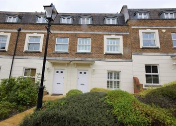 Thumbnail 4 bed town house for sale in Woodsome Lodge, Weybridge