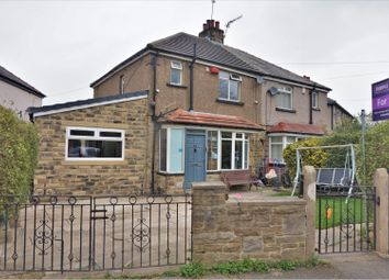 Thumbnail 4 bed semi-detached house for sale in Princes Crescent, Bradford