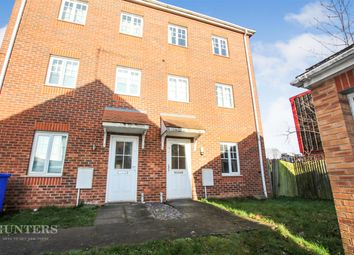 4 bed mews house for sale in Waterlily Close, Stoke-On-Trent, Staffordshire ST1