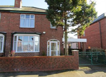 Thumbnail 3 bed semi-detached house for sale in Ulster Road, Gainsborough