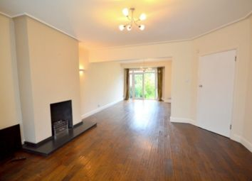 Thumbnail 4 bed semi-detached house to rent in Lullington Garth, Woodside Park, London