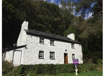 Thumbnail 2 bed detached house for sale in Beddgelert, Caernarfon