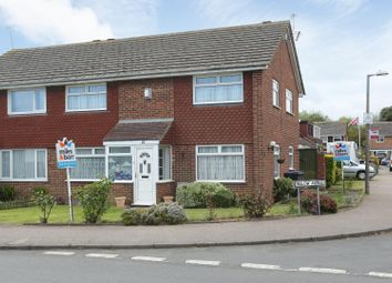 Thumbnail 5 bedroom semi-detached house for sale in Rumfields Road, Broadstairs