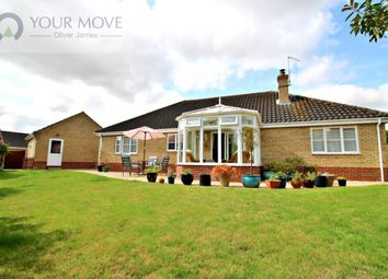 Thumbnail 3 bedroom bungalow for sale in Will Rede Close, Beccles